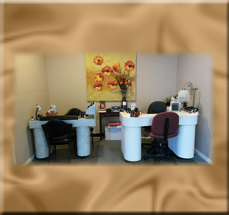 Manicures at Absolute Hair Boutique
