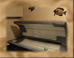 Tanning at Absolute Hair Boutique